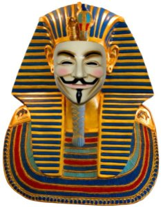Anonymous Pharaoh - The Egyptian Revolution of the People